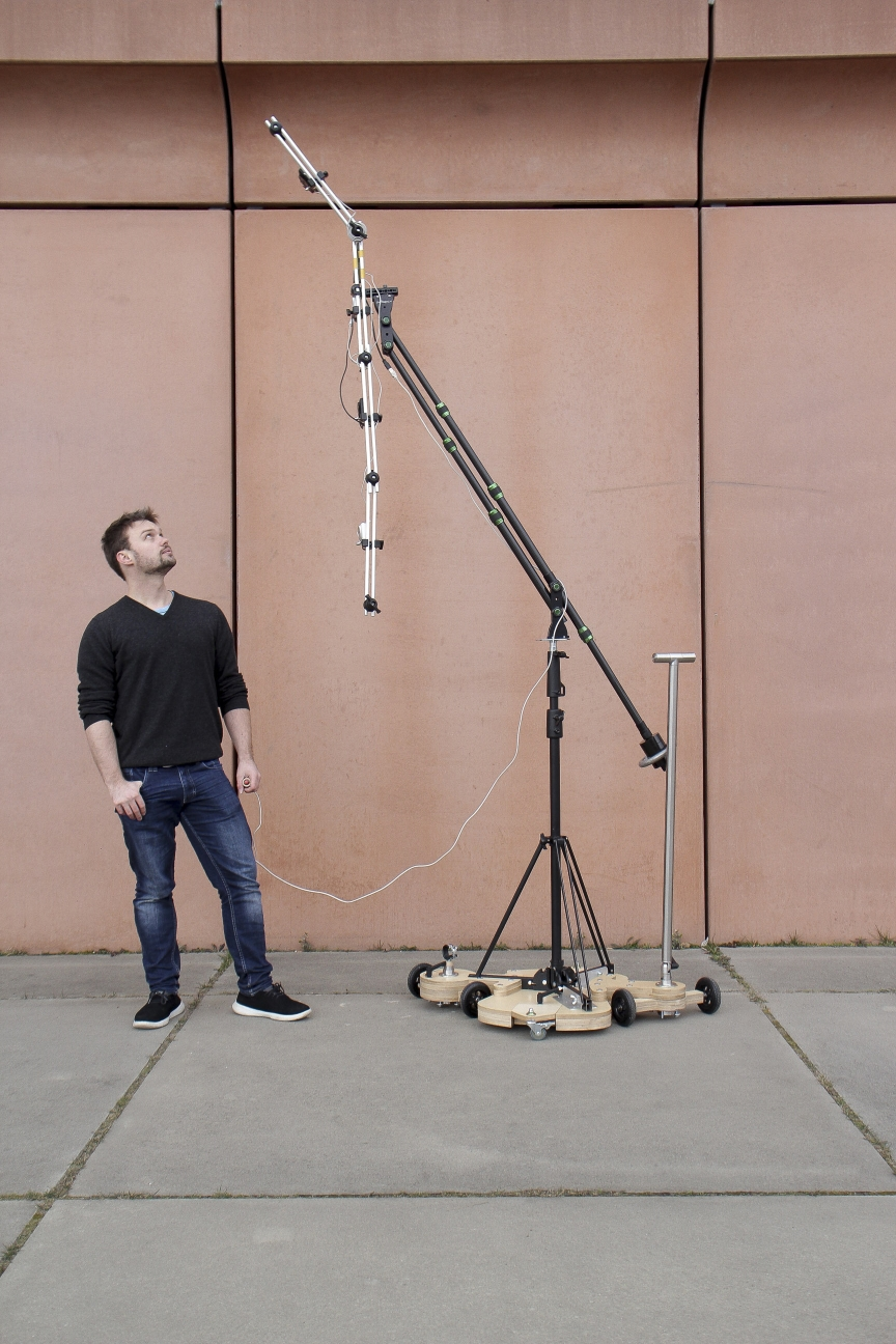 Photogrammetry Scanner for large objects