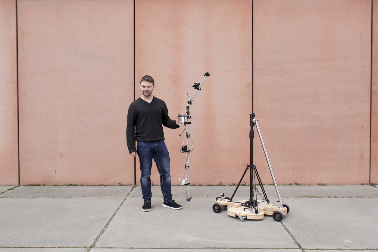Handheld Photogrammetry scanner