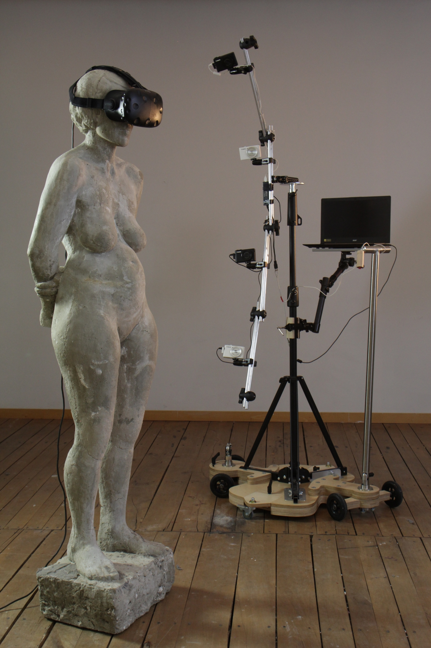 Photogrammetry Scanner